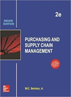9789339222161: Purchasing And Supply Chain Management