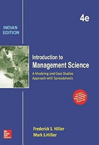 9789339222178: Introduction To Management Science (With Cd), 4Rd Edition