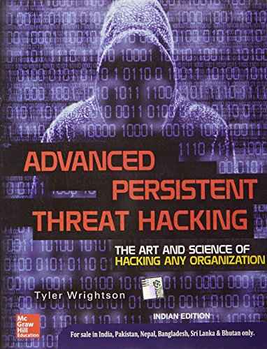 9789339222208: Advanced Persistent Threat Hacking