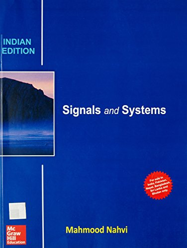9789339222253: Signals And Systems