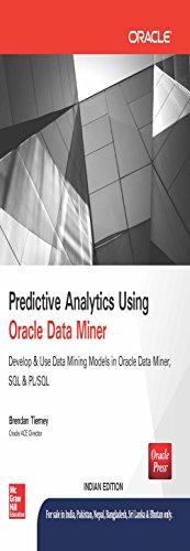 9789339222512: Predictive Analytics Using Oracle Data Miner