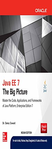9789339222536: Java Ee7:The Big Picture