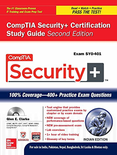 9789339222550: Comptia Security+ Certification Study Guide, (Exam Sy0-401) 2Nd Edition
