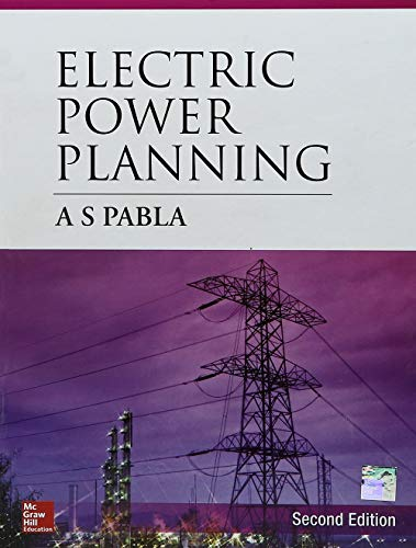 Electric Power Planning, 2 Ed: A. S Pabla