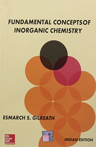 9789339223250: Fundamental Concepts Of Inorganic Chemistry