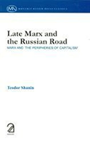 9789350020036: Late Marx and the Russian Road : Marx and