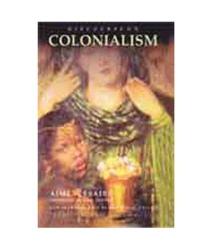 Discourse on Colonialism: Aime Cesaire