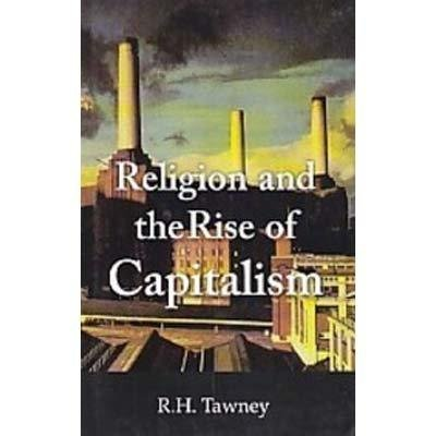 9789350022252: Religion and the Rise of Capitalism