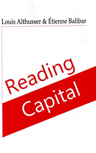 9789350022337: Reading Capital