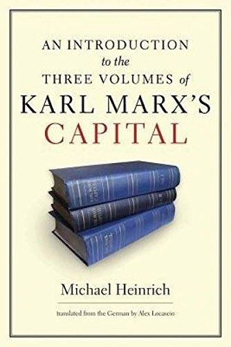 9789350022405: An Introduction to the Three Volumes of Karl Marx's Capital