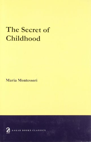 9789350022474: The Secret of Childhood