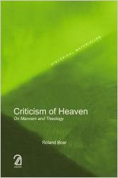 9789350022900: Criticism of Heaven: On Marxism and Theology