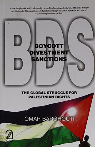 9789350024195: Boycott Divestment Sanctions:: The Global Struggle For Palestinian Rights