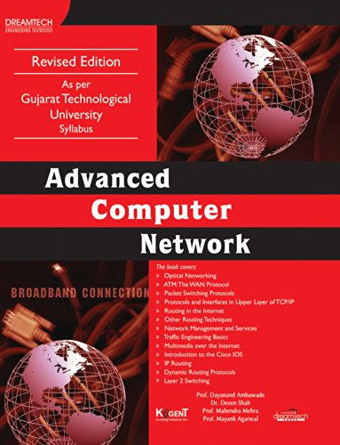 Advanced Compter Networks: Prof. Dayanand Ambawade,