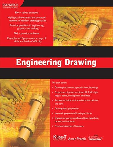Engineering Drawing (Series: Dreamtech Press Management Textbooks): Amar Phatak