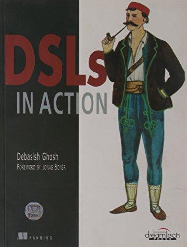 9789350040355: DSLs in Action