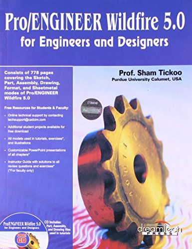 9789350040447: PRO/ENGINEER WILDFIRE 5. 0: FOR ENGINEERS AND DESIGNERS