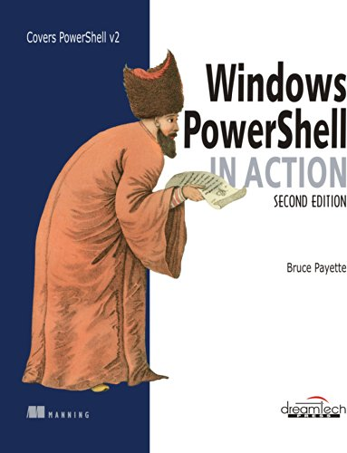 9789350040690: Windows Powershell in Action