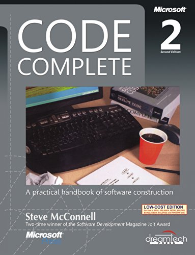 9789350041246: Code Complete, 2ed