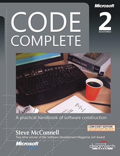 9789350041246: Code Complete, 2ed