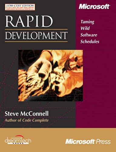 9789350041727: Rapid Development