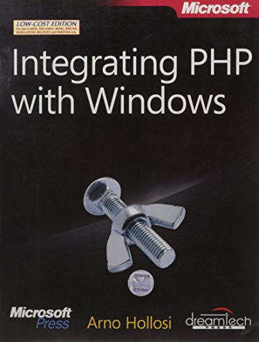 9789350041970: INTEGRATING PHP WITH WINDOWS