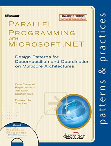 9789350042052: Parallel Programming with Microsoft .NET: Design Patterns for Decomposition and Cooordination on Multicore Architectures