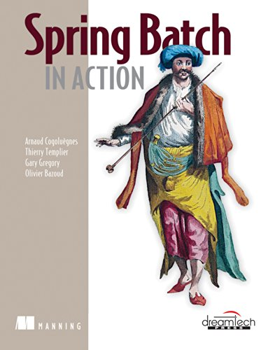 9789350042595: Spring Batch in Action