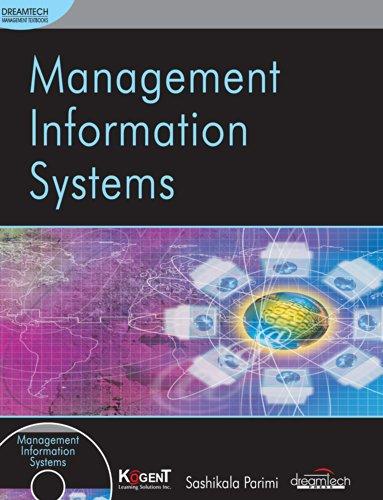 MANAGEMENT INFORMATION SYSTEM: SASHIKALA PARIMI