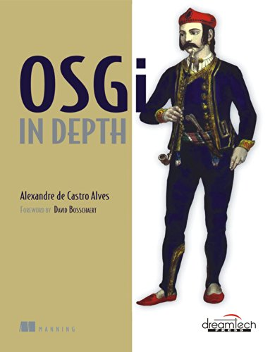 9789350043264: Osgi in Depth