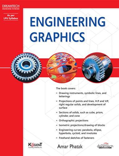 Engineering Graphics: As Per LPU Syllabus: Amar Phatak