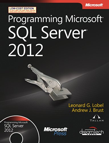 9789350045886: [(Programming Microsoft SQL Server 2012 )] [Author: Leonard Lobel] [Aug-2012]