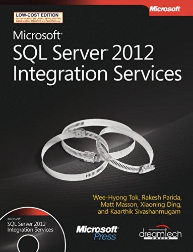 9789350045954: MICROSOFT SQL SERVER 2012 INTEGRATION SERVICES