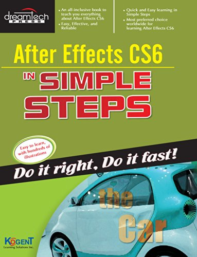 After Effects CS6 In Simple Steps: Kogent Learning Solutions