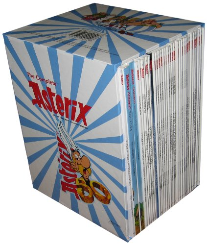 The Complete Asterix (34 Volumes)