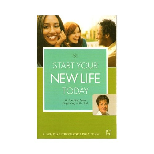 9789350095010: START YOUR NEW LIFE TODAY