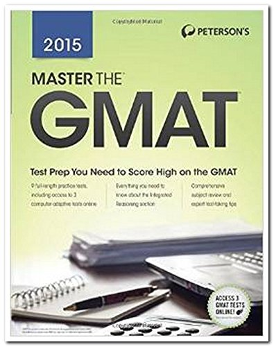 9789350099520: Master the GMAT 2015