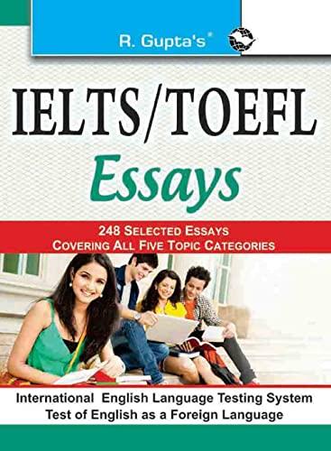 IELTS/TOEFL Essays: Dr Mohd Elias