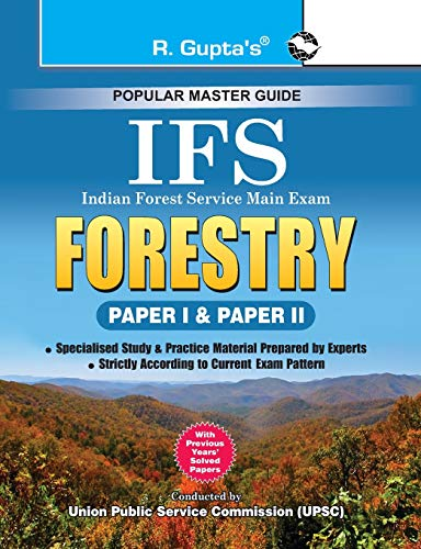 9789350121047: UPSC-IFS Forestry Main Guide