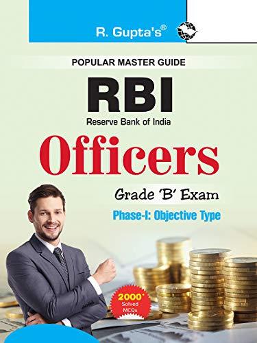 RBI Grade B Officers Exam Guide: RPH Editorial Board
