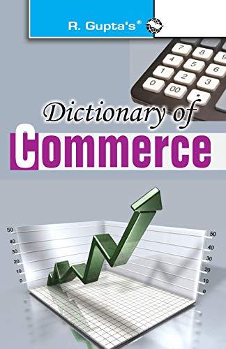 Dictionary of Commerce: Sima Kumari