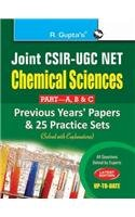 9789350125885: Joint CSIR-UGC (NET/JRF) Chemical Sciences: Previous Papers and 25 Practice Sets (Solved)