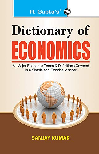 Dictionary of Economics: Sanjay Kumar