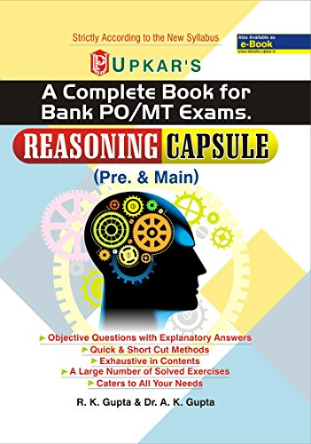 A Complete Book For Bank Po/Mt Exams.: Rohit K. Gupta