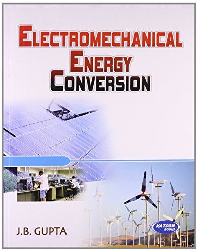 9789350140123: Electromechanical Energy Conversion-I