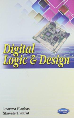 Digital Logic & Design: Pratima Manhas and