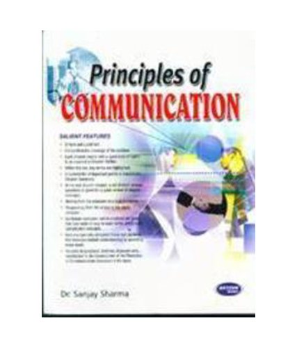 9789350141441: Principles of Communication