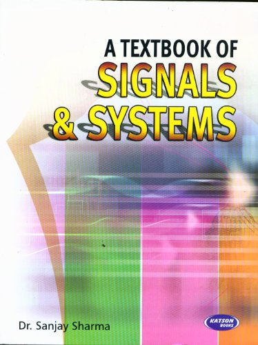 Signals And Systems By Sanjay Sharma Ebook
