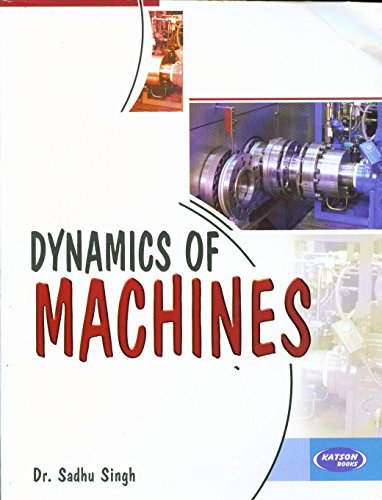 Dynamics of Machines: Dr Sandhu Singh