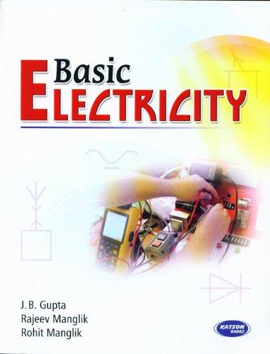 Basic Electricity: J.B. Gupta